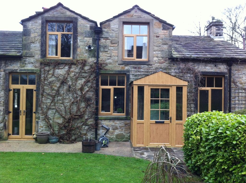 Irish Oak Windows Amp Doors Aire Valley Glass