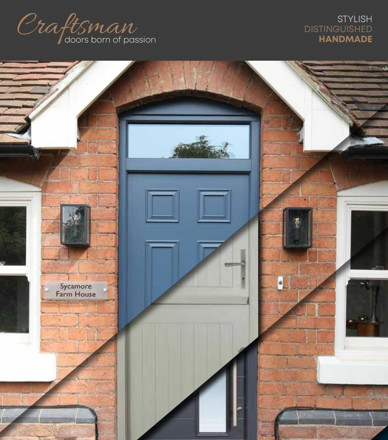 Craftsman Engineered Timber Doors